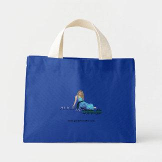 Blue Alice tote