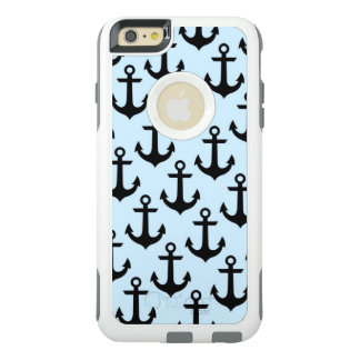 Blue Anchor iPhone 6 Plus Otterbox Case
