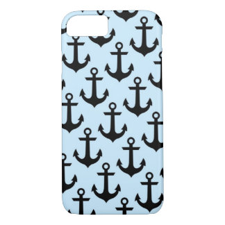 Blue Anchor iPhone 8/7 Case
