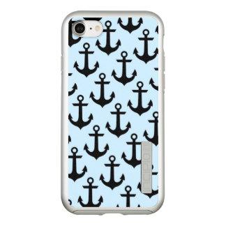 Blue Anchor iPhone 8/7 Incipio DualPro Shine iPhone 8/7 Case