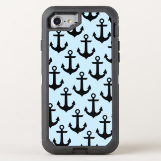 Blue Anchor iPhone 8/7 Otterbox Case