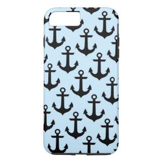 Blue Anchor iPhone 8/7 Plus Phone Case