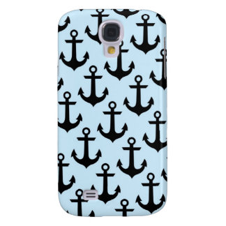 Blue Anchor Samsung Galaxy S4 Phone Case