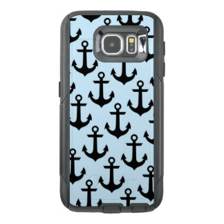 Blue Anchor Samsung Galaxy S6 Otterbox Case
