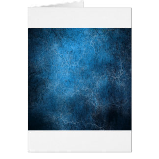 Blue And Black background Card