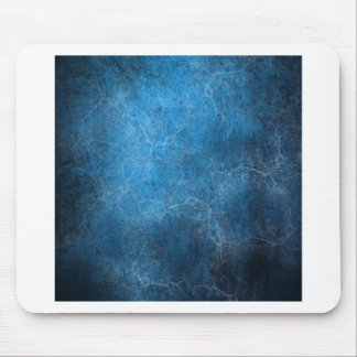 Blue And Black background Mouse Pad