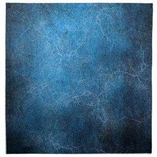Blue And Black background Napkin