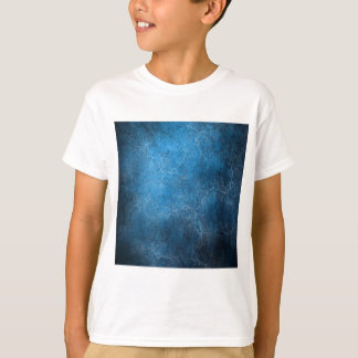 Blue And Black background T-Shirt