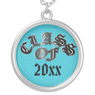 Blue and Green Class of Necklace