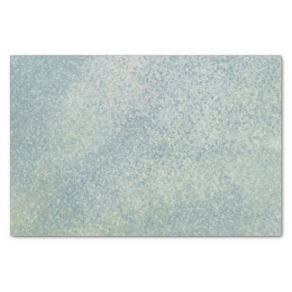 Blue and Green Textured Grunge Gift Tissue Paper