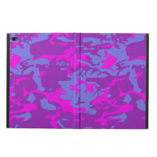 Blue and Pink Camo Powis iPad Air 2 Case