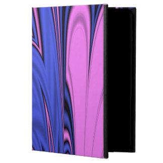 Blue and Pink Polar Art iPad Air Case