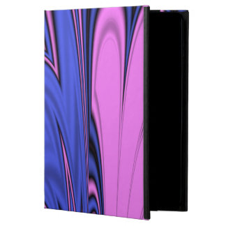 Blue and Pink Polar Art iPad Air Covers