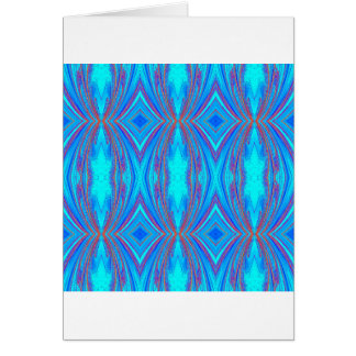 Blue And Pink Texture Card
