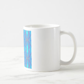 Blue And Pink Texture Coffee Mug
