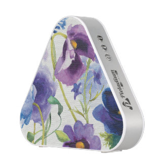 Blue and Purple Mixed Garden Blueooth Speaker