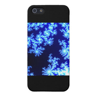 Blue and White Case For iPhone 5/5S