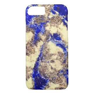 Blue and white granite iPhone 8/7 case