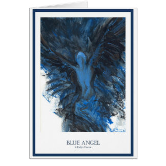 Blue Angel Card