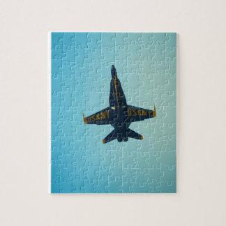 Blue Angel puzzle