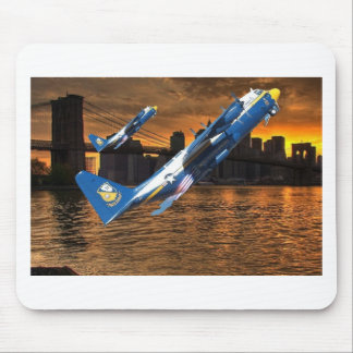 BLUE ANGELS C-130 IN JATO MOUSE PAD