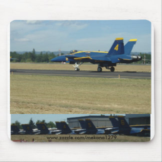 Blue Angels Mousepad