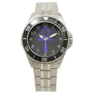 Blue Ankh Watches