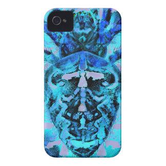 Blue Arachnid Case-Mate iPhone 4 Case