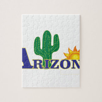 blue arizona jigsaw puzzle