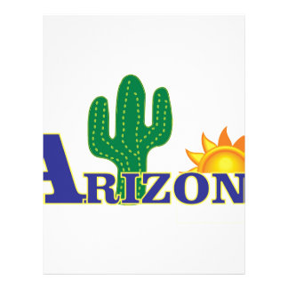blue arizona letterhead