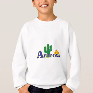 blue arizona sweatshirt