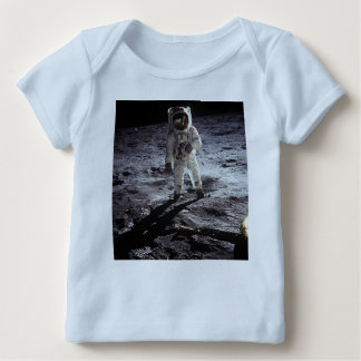 Blue Astronaut moon outfit Baby T-Shirt