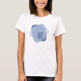 Blue Atomic Fisty T-Shirt