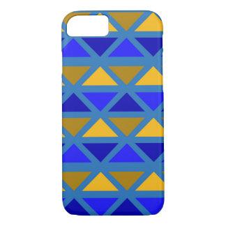 Blue Aztec Case-Mate iPhone Case