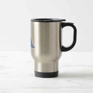 Blue baby blankie mugs