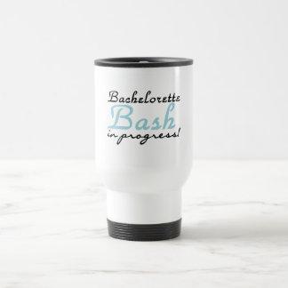 Blue Bachelorette Bash T-shirts and Gifts Mug