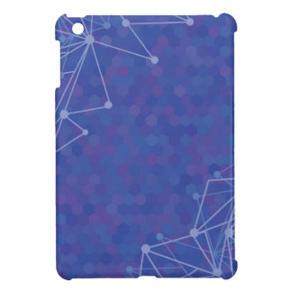 blue  background cover for the iPad mini
