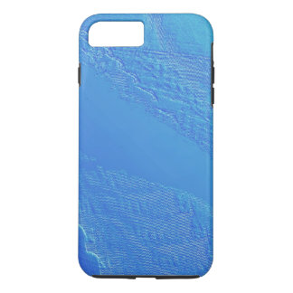 Blue Background iPhone 8 Plus/7 Plus Case