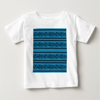 Blue barbwire baby T-Shirt