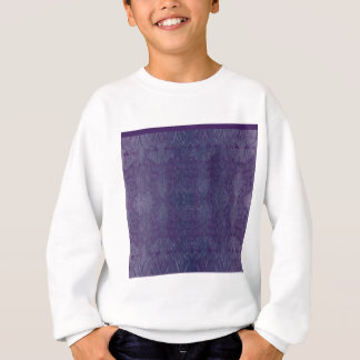 blue baroque sweatshirt