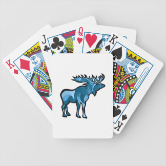 Blue Bayou Bicycle Playing Cards