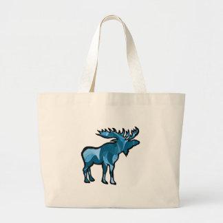 Blue Bayou Large Tote Bag