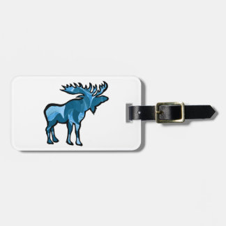 Blue Bayou Luggage Tag