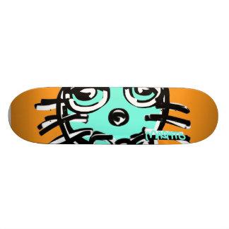 Blue Bear Skate Deck