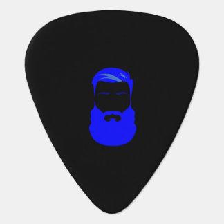 Blue Beard Guitar Picks