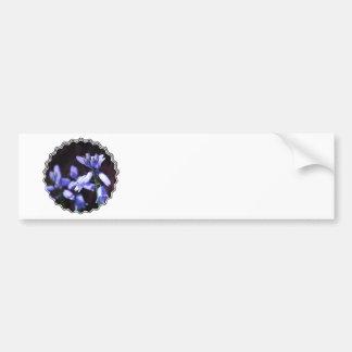Blue Bell Flowers  Bumper Stickers
