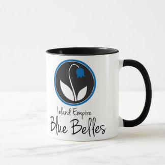 Blue Belles Coffee Mug