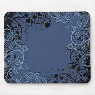 blue bells mouse pad
