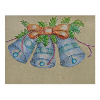 blue  bells postcard