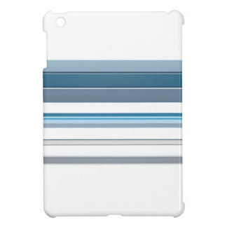 Blue bench iPad mini case